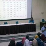 Prof. Ahmad Fauzy, Ph.D. Memberikan Materi PKM pada Workshop Soft Skill Mahasiswa Prodi PAI